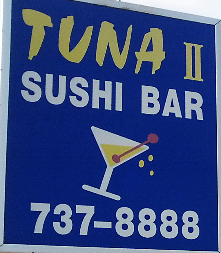 Wanted: Sushi for Mouth | Tuna II