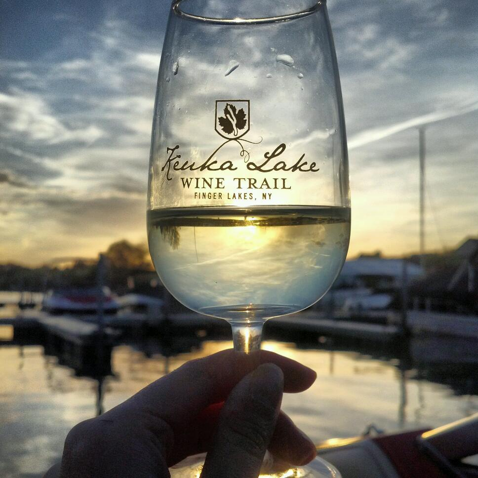 A Glass of Lakeside Luxury in the Crystal City