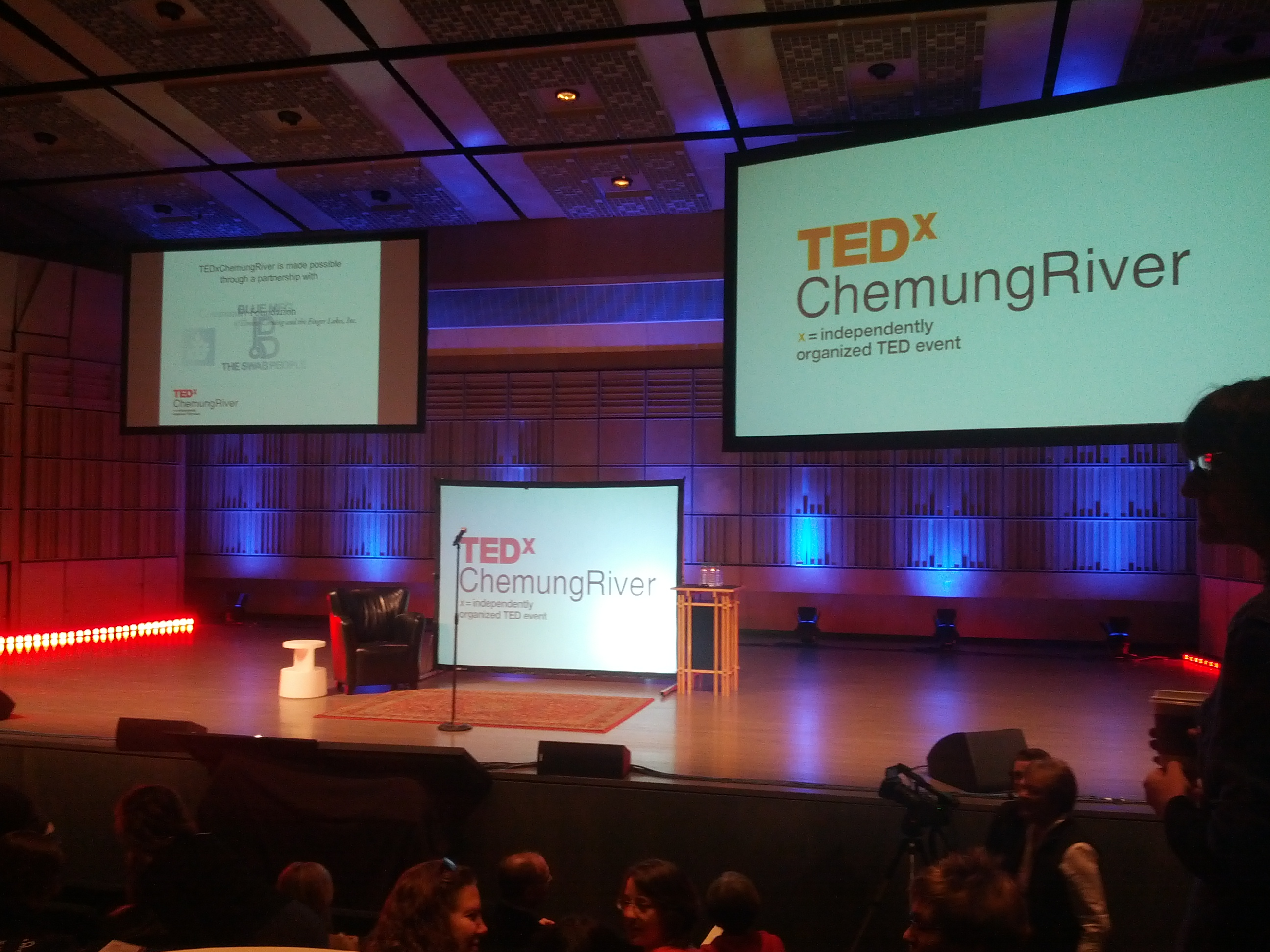 Local TEDx Conference Don't Miss It Next Year!