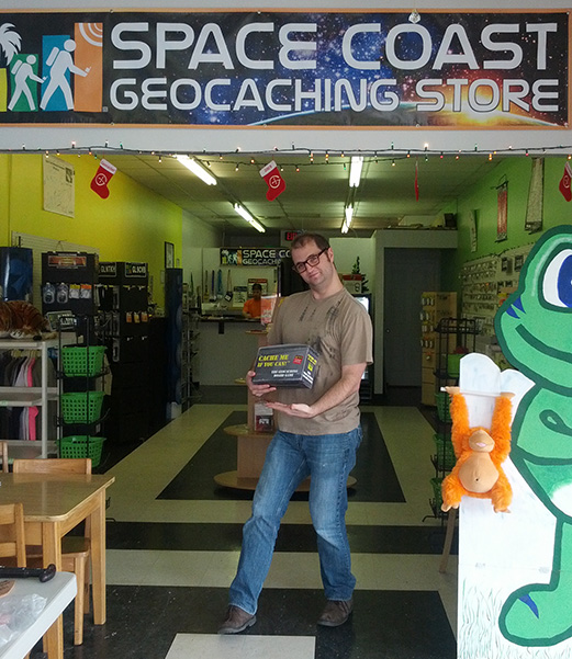 space coast geocaching