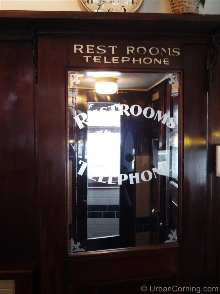 The Diner Door & The Diner in Horseheads | Urban Corning