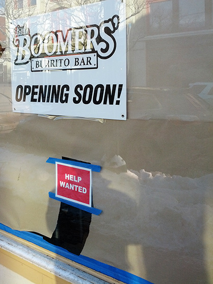Little Boomers is Hiring