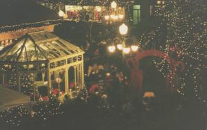 sparkle, corning, christmas, holidays, market street