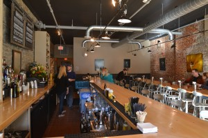 Bar in Corning serves great food and drinks