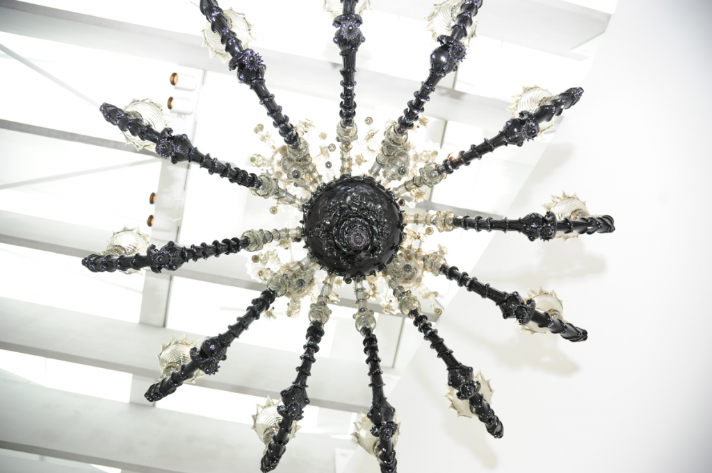 The new Contemporary Art + Design Wing at the Corning Museum of Glass