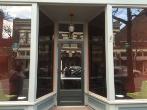 18 West Market Street in Corning - site of the next Beekman 1802 Pop-up Store