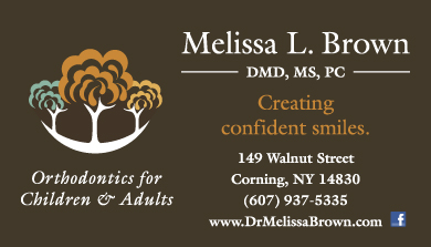 Dr. Melissa Brown, Corning Orthodontist