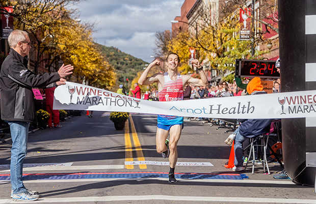 Why We Love The Wineglass MarathonWhy We Love The Wineglass Marathon