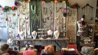 Holiday Shopping at Posh Boutique in Corning