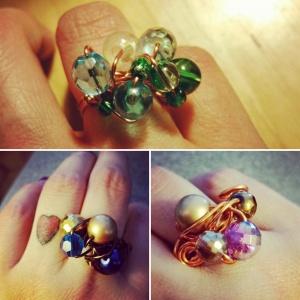 Filomena rings