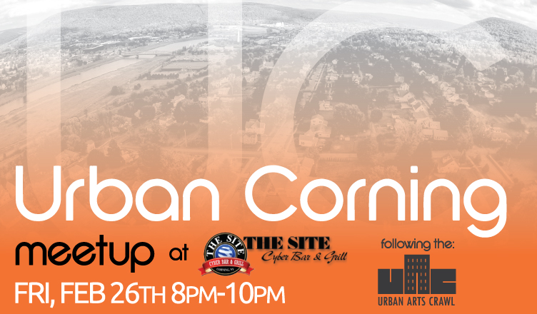 Urban Corning Meetup