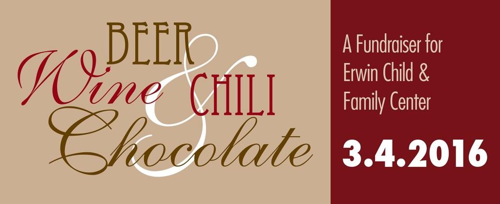 Beer Wine Chili Chocolate