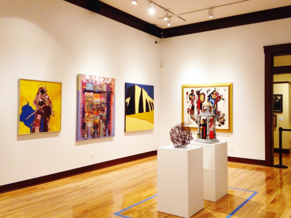 Rockwell Museum Modern & Contemporary Gallery