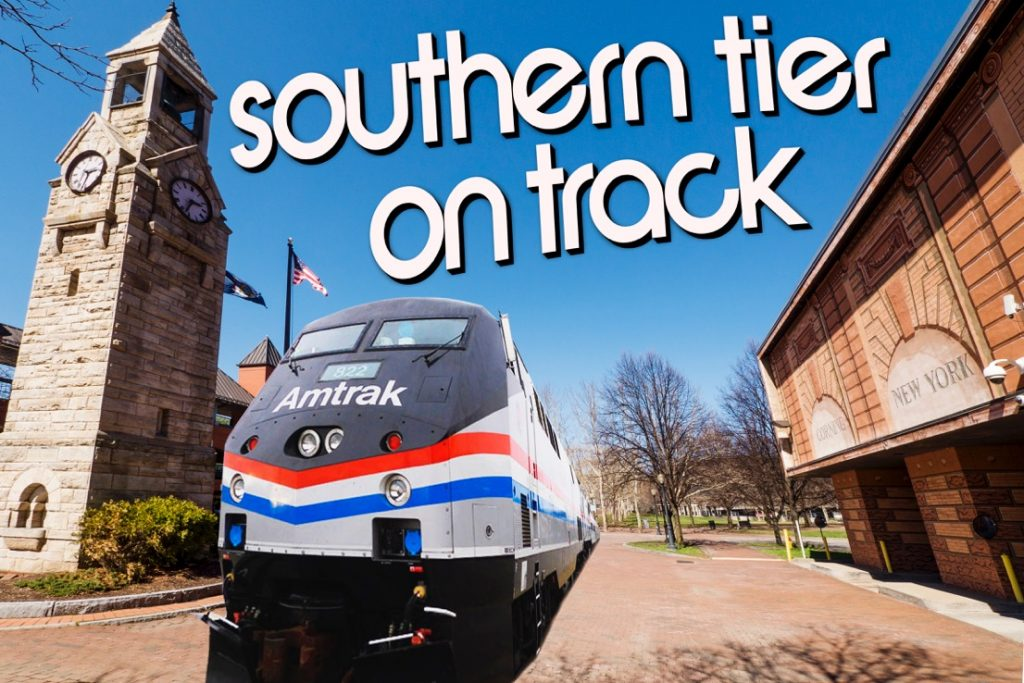 Southern Tier On Track