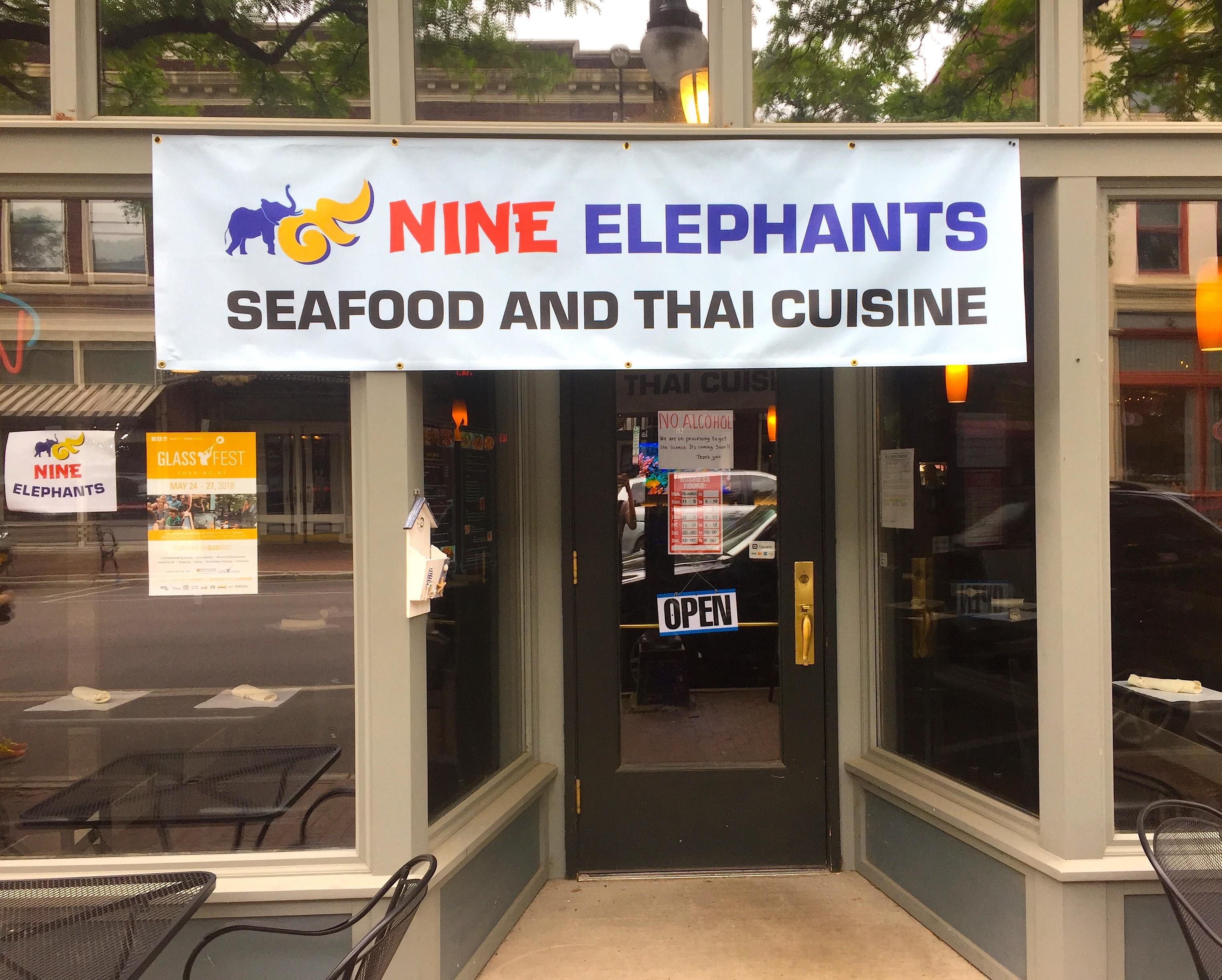 Is Nine Elephants Filling Corning's Thai Needs?